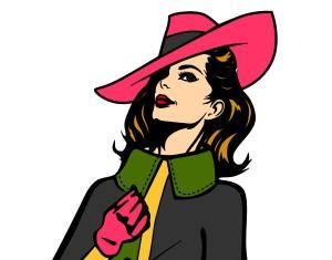 femme-sophistiquee-mode-colorie-par-micheline-61957