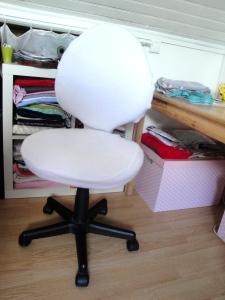 De Et Toute Douce Chaise Maison Housse BureauFaite Y6ybf7g