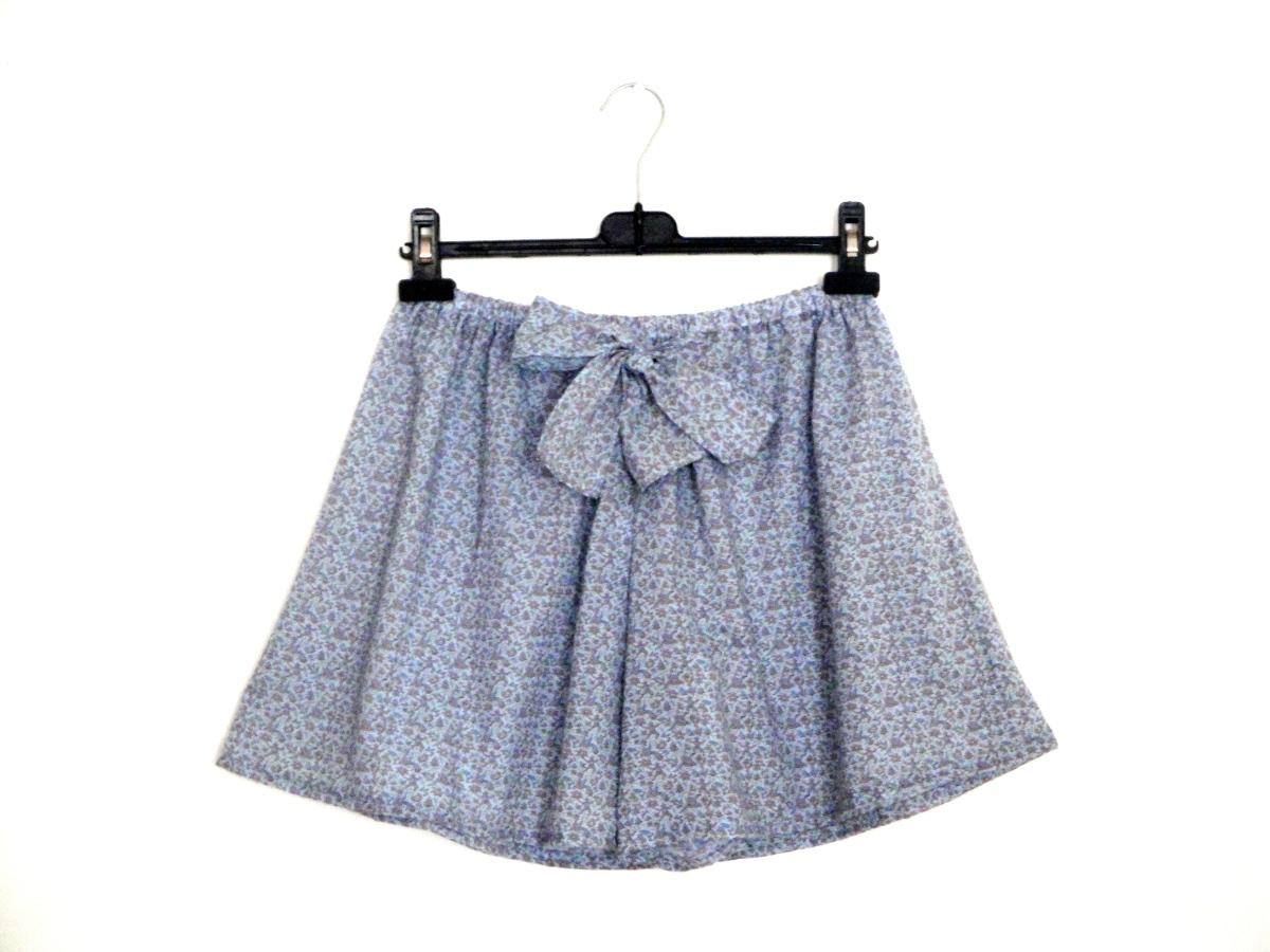 Une jupe culotte... pour la maison! (couture de l'extrême 4/20)